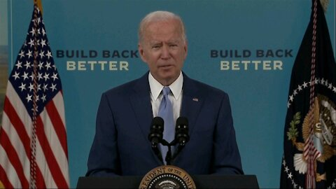 Joe Biden :-Jobs Report Shows Economy Is Making Progress.