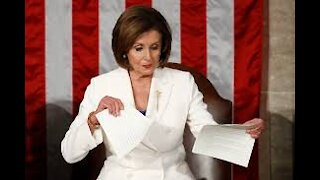 What's Up With Nancy Pelosi?