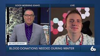 WW: Red Cross Winter Blood Donations