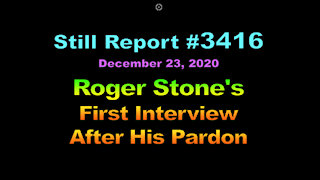 Roger Stone's 1st Interview After His Pardon, 3416