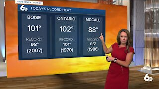 Rachel Garceau's Idaho News 6 forecast 6/3/21