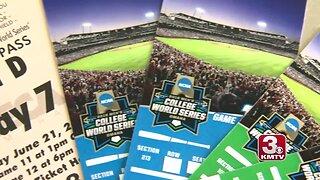 College World Series Tickets