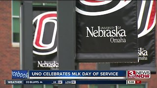 UNO hosts annual MLK Day of Service