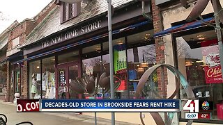 Community members rally around Brookside business amid rent hike