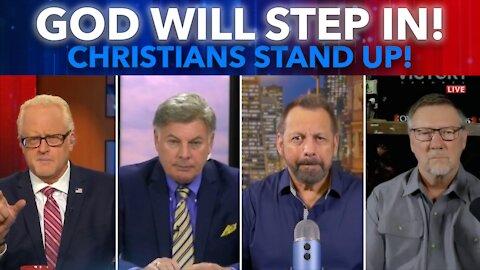 FlashPoint: God Will Step In! Dutch Sheets, Lance Wallnau & Mario Murillo