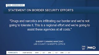 Local law enforcement to help with border security
