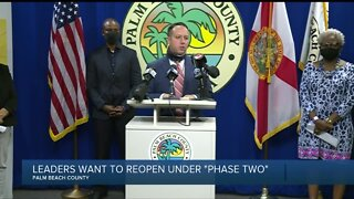 Palm Beach County leaders want certain bars, movie theaters to reopen under 'Phase Two'