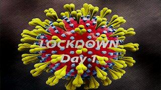 SOUTH AFRICA- Cape Town - Coronavirus: Lockdown Day 1 (Video) (EBP)