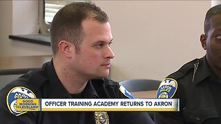 Akron Police hosting its own training program