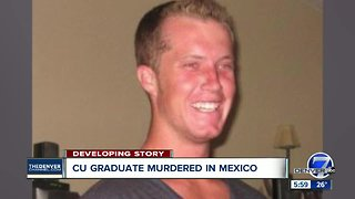 CU graduate murdered in Mexico; family seeks answers