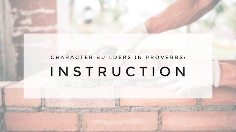 3.3.21 Wednesday Lesson - INSTRUCTION