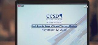 CCSD hosts their weekly meeting tonight