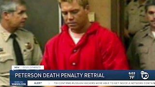 Death penalty sought in Peterson retrial