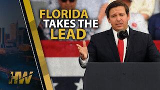 FLORIDA TAKES THE LEAD