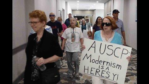 Dissident priests meet faithful Catholic opposition in Minneapolis