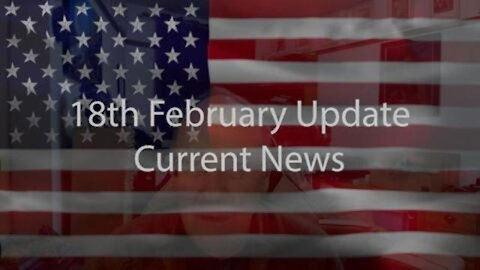 18TH FEBRUARY UPDATE CURRENT NEWS ~ SIMON PARKES ~