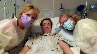 Buffalo woman recovering from officer-involved crash needs your help