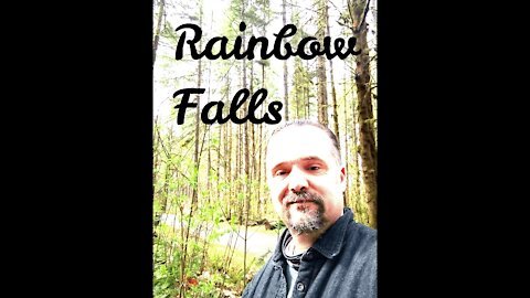 Rainbow Falls Washington