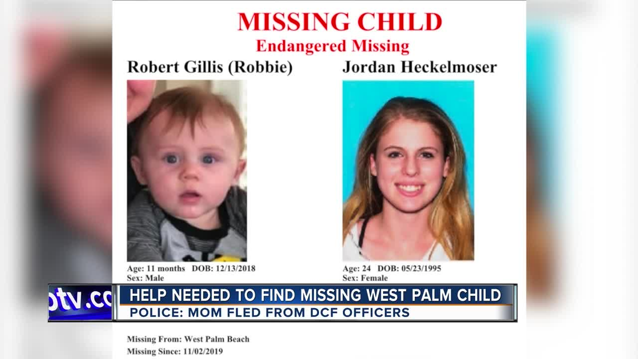 West Palm Beach searching for missing and endangered boy