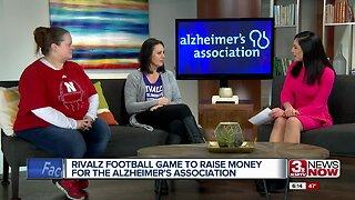 Rivalz football game to raise money for Alzheimer's Association