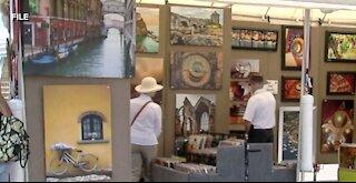 Art fairs returning to metro Detroit