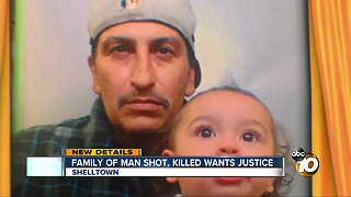 Family of man shot, killed in Shelltown wants justice