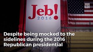 Campaign Nemesis Jeb Bush Praises Trump