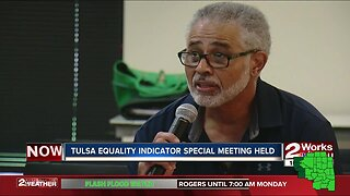 Tulsa equality indicator special meeting