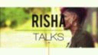 Risha Talks promo