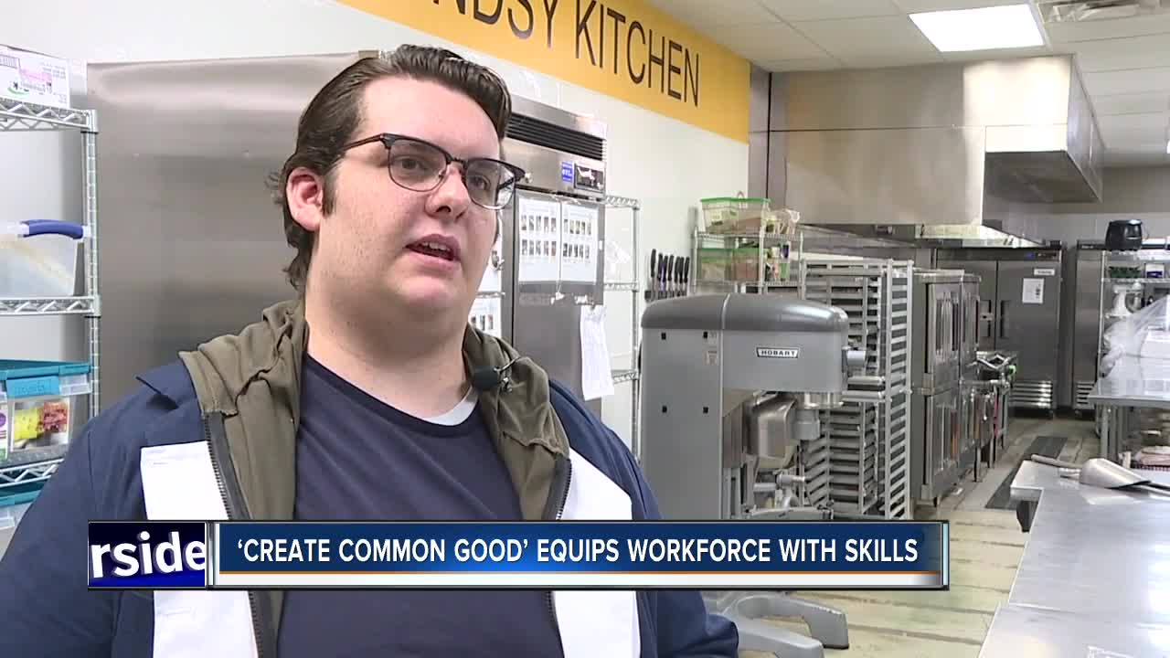 Create Common Good equips local workforce with employable skills