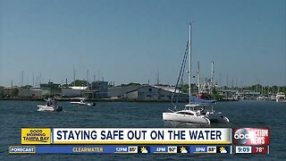 Staying safe on the water during Memorial Day celebrations