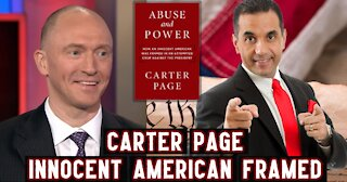 Carter Page - Innocent American Framed in Attempted Coup Against President