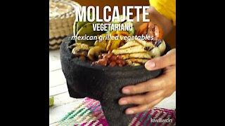 Vegetarian Molcajete
