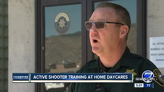 Jeffco sheriff will hold active shooter training for in-home daycare providers
