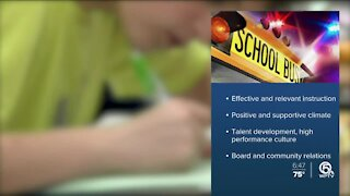 Palm Beach County School Board to discuss Superintendent's Evaluation