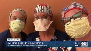 Banner nurses create fundraiser to help overwhelmed hospital workers