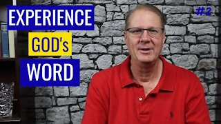 How to Experience God's Word