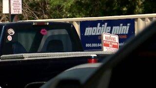 Permit confusion: Cars at Denver complex over sticker confusion