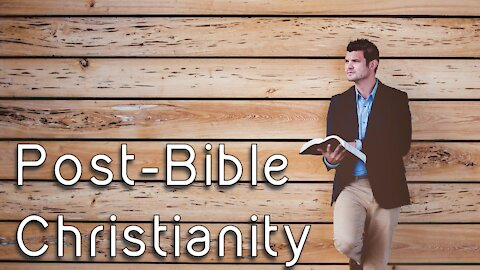 Progressive Christianity sets the stage for persecution of its own