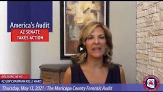 Arizona Audit Update May 13th, 2021