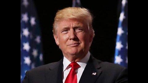 Tribute to Trump