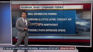 Dorian Friday Changes