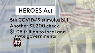 Discussing More Relief: Congress Examining New Stimulus Legislation