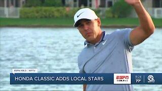 Honda Classic adds local stars