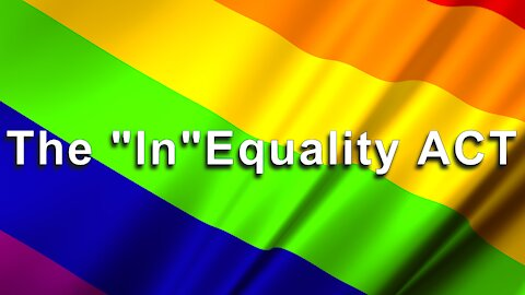 """The """"In""""Equality Act - #NotMeToo"""