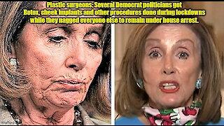 Tucker Carlson: Democrat politicians got Botox during lockdowns