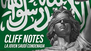 La chica saudí que se enfrenta a la muerte por protesta no violenta