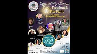 Faith, Freedom & Fight Event - Sneak Peek video of speakers