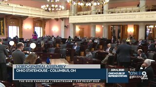 Ohio House members address recent protests