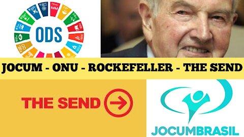 "109 - ""Igreja 2030"" JOCUM;ONU;Rockefeller;The Send"